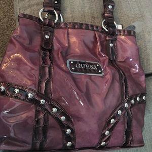 NWT Guess purse (purple )